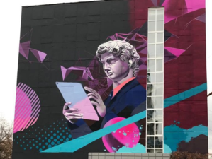 Журналисты предложили создать во Флоренции граффити с символикой Челябинска