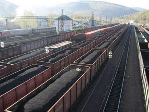 Погрузка на Красноярской железной дороге пошла вверх