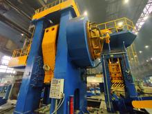 ЧКПЗ запускает новую производственную линию с прессом 2500 тс.