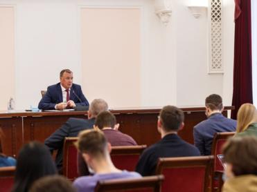 Алексей Орлов: «Буду заниматься ремонтом дорог и проводить экскурсии»
