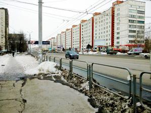 На северо-западе Челябинска появится полоса для велосипедистов