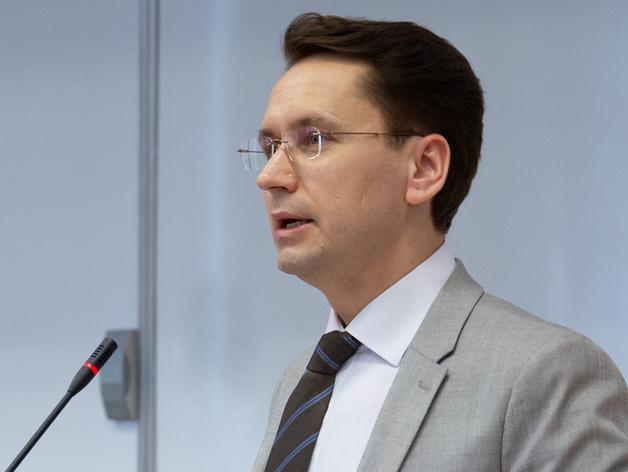 Алексей Фаюстов, проректор по информационной политике УрФУ