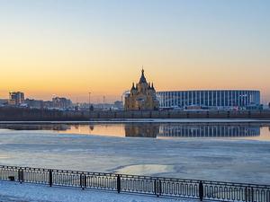 Судьбу Стрелки в Нижнем Новгороде решат на общественных обсуждениях
