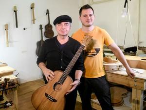 «У новичков нет права на ошибку». Производитель гитар из Екатеринбурга взял паузу