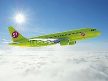 S7 Airlines приостановила перелеты в Анталью