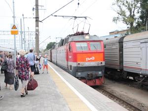 Из Челябинска запустят дополнительные поезда по направлению в Адлер, Анапу и Москву