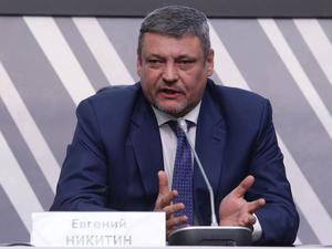 Евгений Никитин: «По сути, это будут четыре новых завода»