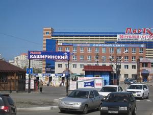 В Челябинске застроят жилыми домами Каширинский рынок