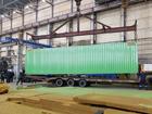 На ЧТЗ запустили производство морских контейнеров