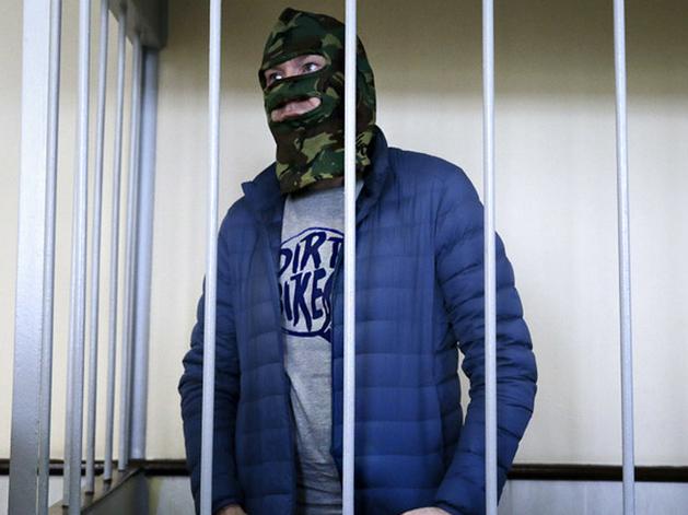 Александр Воробьев в суде
