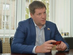 Сергей Бидонько снова нацелился на Госдуму