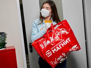 «Магнит» открыл в Челябинске онлайн-сервис доставки продуктов