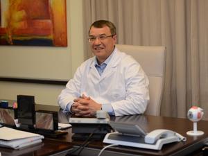 Олег Шиловских: «В каждой семье Свердловской области есть наши пациенты»