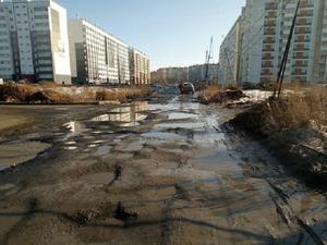 На строительство новых дорог в Челябинске выделят 450 млн руб.