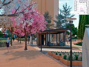 Одобрено наукой: в Челябинске появится двор будущего