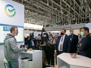 Сервисы медицины будущего представил Сбер на выставке «Здравоохранение Урала-2021»