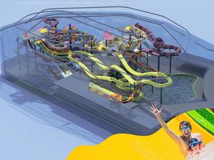 Все дальше и дальше: красноярский аквапарк становится долгостроем