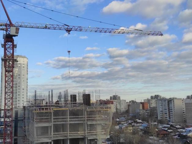 С начала года застройщики Екатеринбурга продали квартир на 15,4 млрд рублей