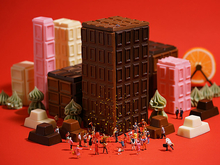 Любимый запах красноярцев — шоколад