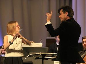 Юные виртуозы выступят с Красноярским камерным оркестром