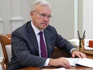 Александр Усс попросил у Федерации денег на экологические проекты