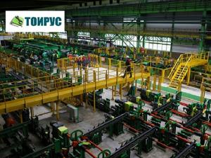 «ТОИРУС» – умный сервис для оборудования в энергетике, на производстве