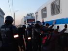 На несанкционированном шествии в поддержку Навального в Челябинске задержали 14 человек