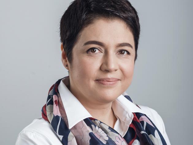на фото: Наталья Цимахович, исполнительный директор УК «Альфа-Капитал» в Екатеринбурге