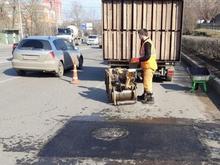 Красноярские дороги отремонтируют инфракрасной регенерацией