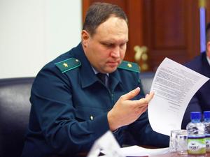Из Росприроднадзора уволился куратор Челябинской области Виталий Курятников