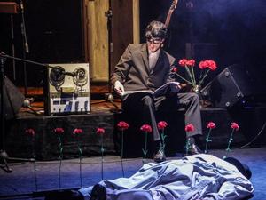Шарыповский драматический театр получил специальную премию «Золотой маски»