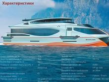 Электрокатер свяжет Красноярск и Дивногорск