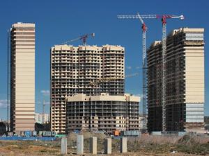 Продажи новых квартир в Красноярском крае сократились втрое