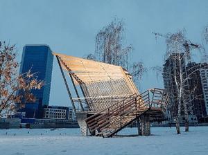 Архитекторы и дизайнеры Красноярска получат 300 тысяч рублей на создание арт-объектов