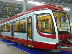 Челябинские транспортники подписали контракт с «Синарой» на поставку 30 новых трамваев