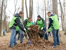 В весенних субботниках Сбера на Урале приняли участие более 1600 сотрудников