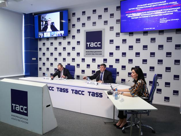 Владимир Якушев: «Бизнес заинтересован в разработках уральских ученых»