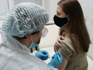 В Красноярском крае у вакцинации от ковида не будет майских каникул