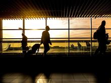 Екатеринбуржцы застряли в заблокированном сочинском аэропорту