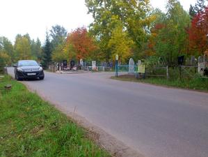 В Родительский день на красноярских кладбищах запретят въезд и парковку