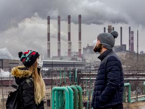 Квоты на промышленные выбросы в Челябинске и Магнитогорске утвердят в июле