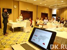 Как расти выше рынка? Лучшие кейсы и лайфхаки с майского бизнес-завтрака DK