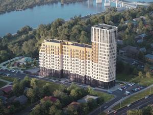 Банк «Открытие» финансирует строительство ЖК «делюкс» «KM Residence Prime»