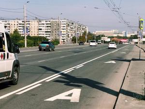 «Московский стандарт»: как будут работать выделенные полосы на дорогах Челябинска?