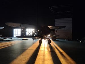 Один из крупнейших музеев авиации РФ открыла УГМК. Экспозиция заняла 9000 кв.м.