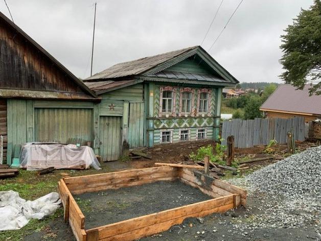 Дома в Мариинске построены еще в середине 19 века