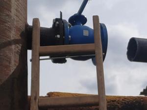 За долги Дзержинский мукомольный завод отключен от теплоснабжения