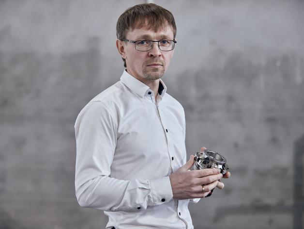 """Основатель компании """"Юлта"""" Андрей Базилевский"""