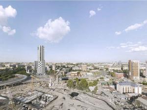 55-этажный небоскреб в Челябинске: что появится вместо сгоревшего дома на Российской?