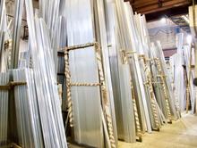 Акции компании по производству алюминиевого профиля продают в Новосибирске
